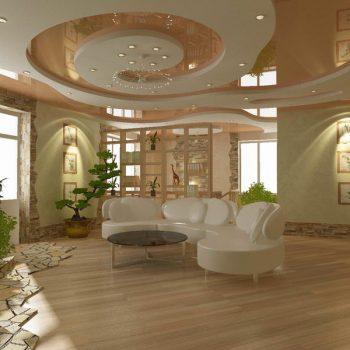 Дизайн стель